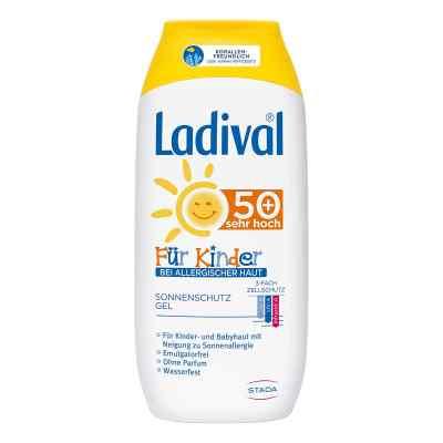 Ladival Kinder Sonnengel allergische Haut Lsf 50+  bei versandapo.de bestellen