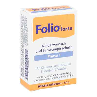 Folio 1 forte Filmtabletten  bei versandapo.de bestellen