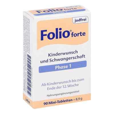 Folio 1 forte jodfrei Filmtabletten  bei versandapo.de bestellen