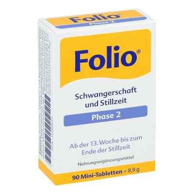 Folio 2 Filmtabletten  bei versandapo.de bestellen