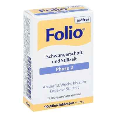 Folio 2 jodfrei Filmtabletten  bei versandapo.de bestellen