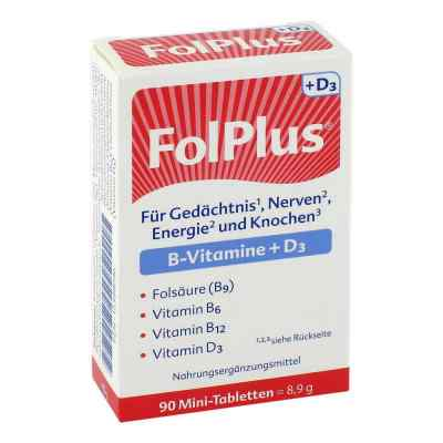 Folplus+d3 Tabletten  bei versandapo.de bestellen