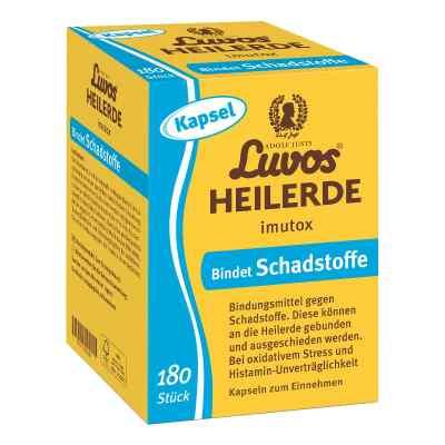 Luvos Heilerde imutox Kapseln  bei versandapo.de bestellen