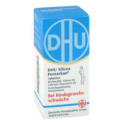 Dhu Silicea Pentarkan für das Bindegewebe Tabletten   bei versandapo.de bestellen