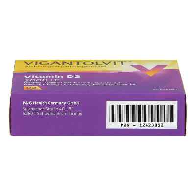 Vigantolvit 2000 I.e. Vitamin D3 Weichkapseln  bei versandapo.de bestellen