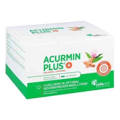 Acurmin Plus Das Mizell-curcuma Weichkapseln  bei versandapo.de bestellen