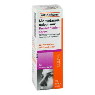 Mometason ratiopharm Heuschnupfenspray  bei versandapo.de bestellen