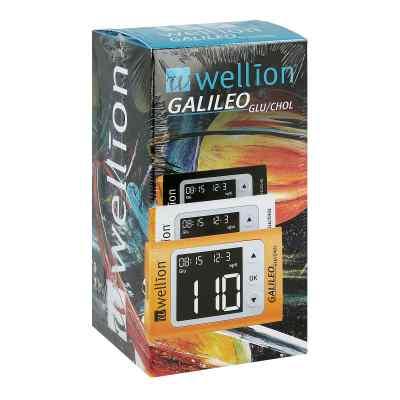 Wellion Galileo Glu/chol Set mmol/l gelb  bei versandapo.de bestellen