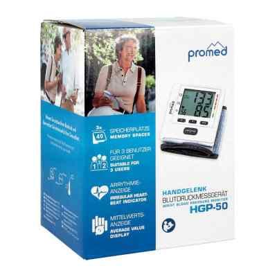 Promed Blutdruckmessgerät Handgelenk Hgp-50  bei versandapo.de bestellen