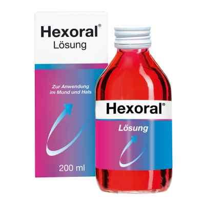 Hexoral 0,1% Lösung  bei versandapo.de bestellen