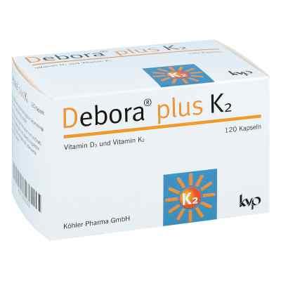 Debora plus K2 Kapseln  bei versandapo.de bestellen
