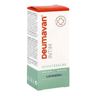 Deumavan Schutzsalbe Lavendel Tube  bei versandapo.de bestellen
