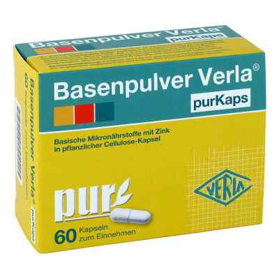 Basenpulver Verla purKaps  bei versandapo.de bestellen