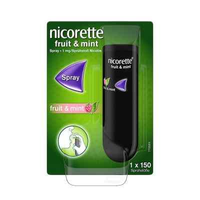 Nicorette Fruit & Mint Spray 1 mg/Sprühstoss  bei versandapo.de bestellen