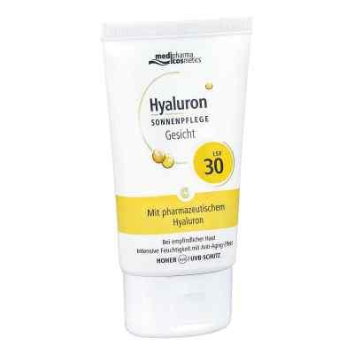 Hyaluron Sonnenpflege Gesicht Lsf 30  bei versandapo.de bestellen