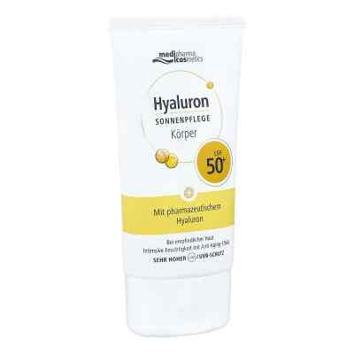 Hyaluron Sonnenpflege Körper Lsf 50+  bei versandapo.de bestellen