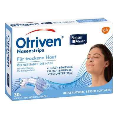 Otriven Besser Atmen Nasenstrips normal transparent  bei versandapo.de bestellen