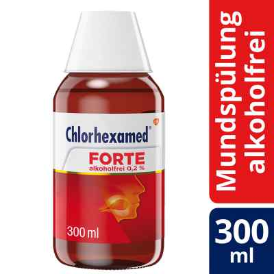 Chlorhexamed Forte alkoholfrei 0,2% Lösung  bei versandapo.de bestellen