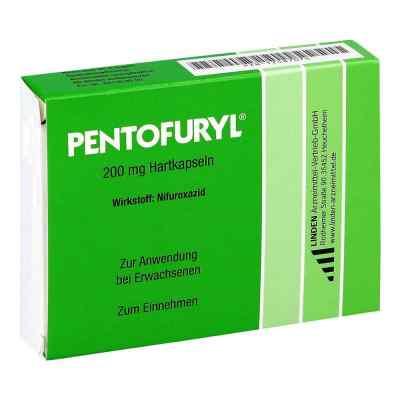 Pentofuryl 200 mg Hartkapseln  bei versandapo.de bestellen