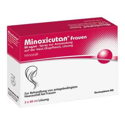 Minoxicutan Frauen 20 mg/ml Spray  bei versandapo.de bestellen