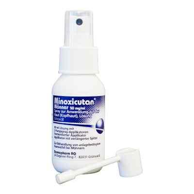 Minoxicutan Männer 50 mg/ml Spray  bei versandapo.de bestellen