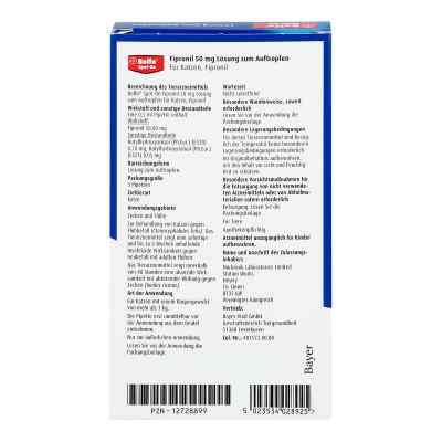 Bolfo Spot-on Fipronil 50 mg Lösung für katzen  bei versandapo.de bestellen