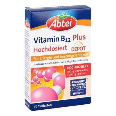 Abtei Vitamin B12+folsäure Tabletten  bei versandapo.de bestellen