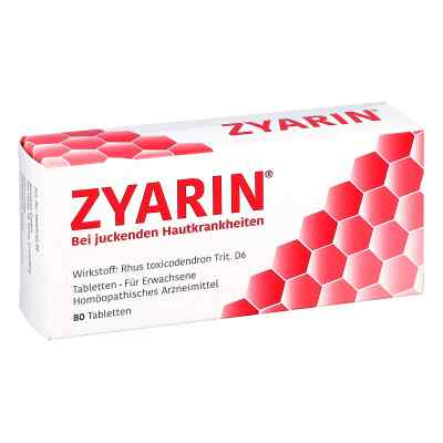 Zyarin Tabletten  bei versandapo.de bestellen