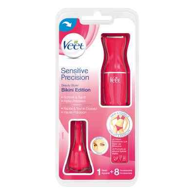 Veet Sensitive Precision Haartrimmer Rasierer pink  bei versandapo.de bestellen