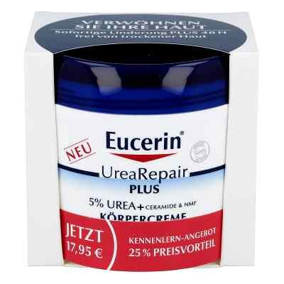 Eucerin Urearepair Plus Körpercreme 5% Kennenlern  bei versandapo.de bestellen