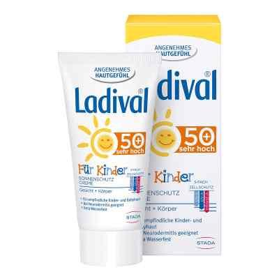 Ladival Kinder Creme Lsf 50+  bei versandapo.de bestellen