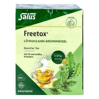 Freetox Tee Löwenzahn-brennnessel Bio Salus Fbtl.  bei versandapo.de bestellen