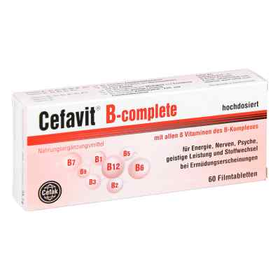 Cefavit B-complete Filmtabletten  bei versandapo.de bestellen