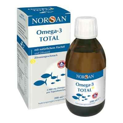 Norsan Omega-3 Total flüssig  bei versandapo.de bestellen