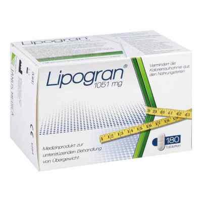 Lipogran Tabletten  bei versandapo.de bestellen