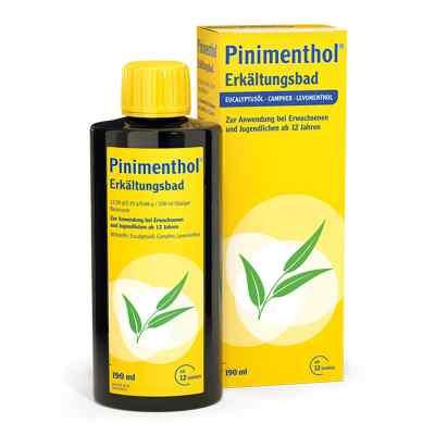 Pinimenthol Erkältungsbad ab 12 Jahre  bei versandapo.de bestellen