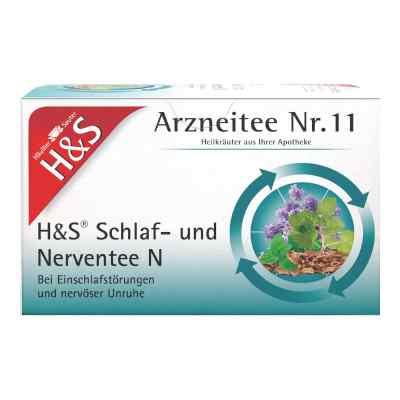 H&s Schlaf- und Nerventee N Filterbeutel  bei versandapo.de bestellen