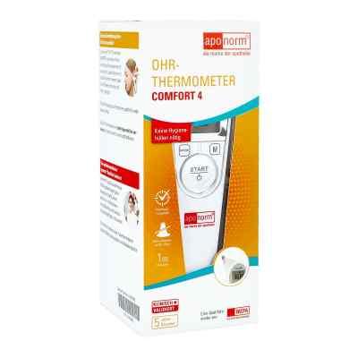 Aponorm Fieberthermometer Ohr Comfort 4  bei versandapo.de bestellen