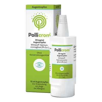 Pollicrom 20 mg/ml Augentropfen  bei versandapo.de bestellen