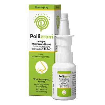 Pollicrom 20 mg/ml Nasenspray Lösung  bei versandapo.de bestellen