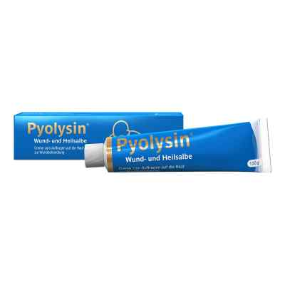 Pyolysin Wund- und Heilsalbe  bei versandapo.de bestellen