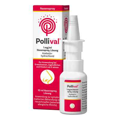 Pollival 1 mg/ml Nasenspray Lösung  bei versandapo.de bestellen
