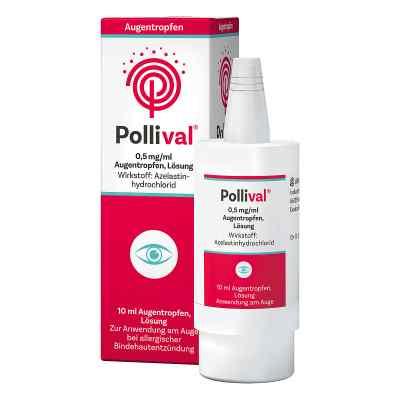 Pollival 0,5 mg/ml Augentropfen Lösung  bei versandapo.de bestellen