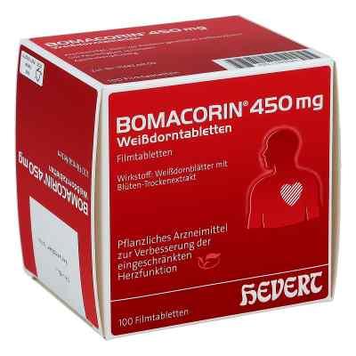 Bomacorin 450 mg Weissdorntabletten  bei versandapo.de bestellen
