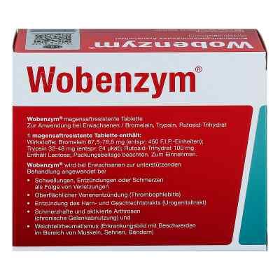 Wobenzym magensaftresistente Tabletten  bei versandapo.de bestellen