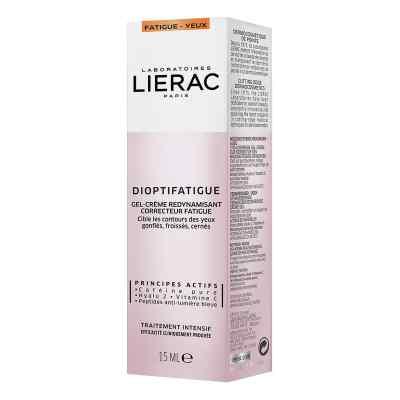 Lierac Dioptifatigue Müde Gel-creme  bei versandapo.de bestellen