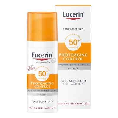 Eucerin Sun Fluid Photoaging Control Lsf 50  bei versandapo.de bestellen