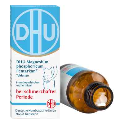 Dhu Magnesium phos.Pentarkan Periodenschmerz Tabletten   bei versandapo.de bestellen