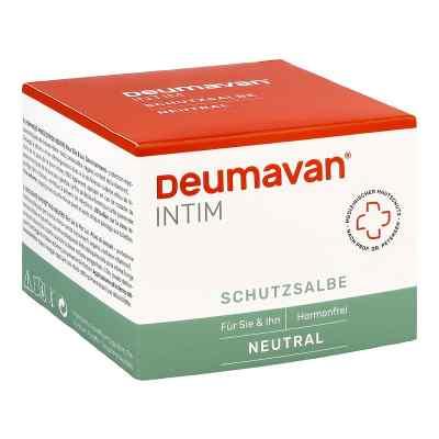 Deumavan Schutzsalbe neutral Dose  bei versandapo.de bestellen