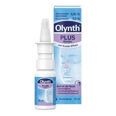 Olynth Plus 0,05%/5% für Kinder Nasenspray ohne K.  bei versandapo.de bestellen